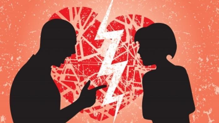 relazione violenta